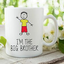 I'm The Big Brother Boccale Buffo Per Son Surprise Bambino Annuncio WSDMUG643