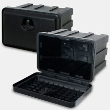 Staubox 28l Deichselbox Unterbaubox PKW Anhänger Kiste Gurtkiste Pritsche Box J1