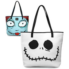 "NEW Loungefly X Nightmare Before Christmas ""SALLY & JACK"" Tote Handbag -SALE"