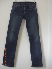 Citizens Of Humanity Ava Straight Slim Leg Low Rise Jeans W 30 L 32 Fits 10 12