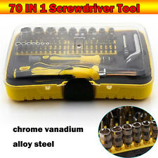 70 IN 1 Repair Opening Tool Kit Torx Screwdriver for iPhone 4 5 6 7 Laptop PC