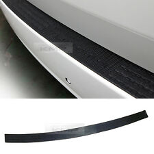 Rear Trunk Bumper Pad Rubber Protector For SSANGYONG 2013-2017 Rodius Turismo