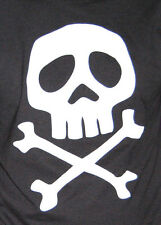 Space Pirate CAPTAIN HARLOCK anime punk skull bones MISFITS DANZIG  BACK PATCH