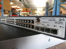 3com Baseline Plus 3CRBSG5293 Switch 2952 48x 10/100/1000Mbps Gigabit Network