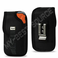 Cover Pouch Holster w/Belt Clip TO fit Ballistic Case FOR Smart Cell Phone New