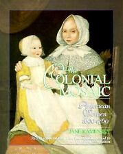 The Colonial Mosaic : American Women 1600-1760  (Young Oxford History of Women i