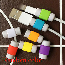 1Set/2pc Charger Cable Saver Protector Protective for iPhone 5 5s 5C 6 Plus ipad