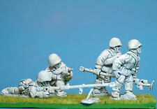 28mm WW2 Russian Soviet  Anti Tank Rifle Team. Bolt Action Chain of Command