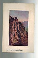 1937 Japan Postcard Cover to Detroit USA The crown of Mttogakushi Shinano
