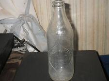 1960's Diamond Embossed Coca Cola Bottle
