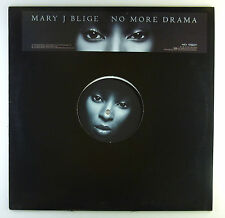 "12"" Maxi - Mary J. Blige - No More Drama Remixes - L4898 - Promo!"