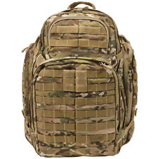 5.11 RUSH 72 TACTICAL BACKPACK ARMY COMBAT PACK 47L MOLLE RUCKSACK MULTICAM CAMO