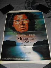 MOSQUITO COAST / NORTH BY NORTHWEST Affiche Poster Harrison Ford Cary Grant