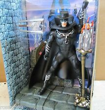 "10"" Scorpion ""The Grim Ripper"" Action Figure With 4 Weapons + Cathedral Diorama"