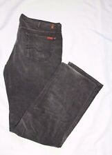 For All 7 Mankind  AUSTYN Men's  Fashion Gray Casual Dress Pants Size W 38 L 34