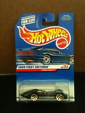 Hot Wheels 1999 First Editions Turbolence