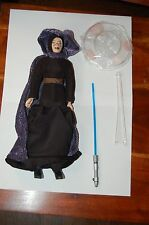"Barriss Offee Jedi 12"" Figure-Hasbro-1/6 Scale-Star Wars-Customize Side Show"