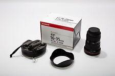 Canon EF 16-35mm F/2.8 II EF L USM Lens