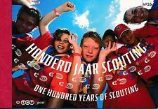 [20721] Netherlands Niederlande 2007 Prestige Booklet PR16 Scouting Europa