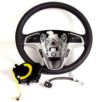 [Kspeed] (Fits: Hyundai 2011+ Accent) Genuine Leather Heated Steering Wheel