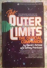 THE OUTER LIMITS the official companion 1986 by David J. Schow