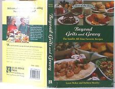 BEST of the Best BEYOND GRITS & GRAVY CookBook Souths FAVORITES Recipes 2004 $25