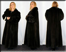 New Ranch Mink Fur Coat - Size 2XL 18 20 2 Extra Large Efurs4less