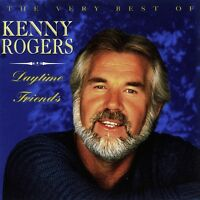 KENNY ROGERS (NEW SEALED CD) DAYTIME FRIENDS / THE VERY BEST OF / GREATEST HITS