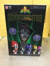 Genuine Mighty Morphin Power Rangers Legacy Communicator (5 Color Bands) New