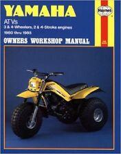 1980 - 1985 Yamaha YT60 YT125 YT175 YTM200 YTM225 YTZ250 Repair Manual 1984 154X