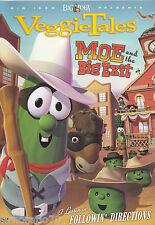 VEGGIETALES Moe and The Big Exit DVD All Zone