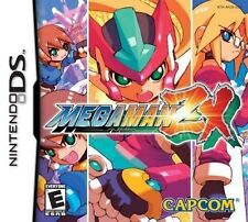 Mega Man ZX [Nintendo DS DSi NDS, Video Game, Platform Action] Brand NEW