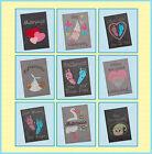 Bestickte Mutterpasshülle, Mutterpass Hülle, Schutzhülle, Umschlag aus Wollfilz