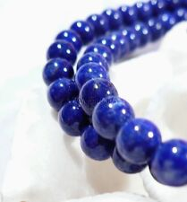 """Lapis Lazuli Natural Best Quality AAA Bead Strand Loose Strung 6 MM 16"""""""