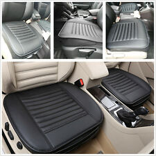 Bamboo charcoal  PU Leather Car seats protect mat cover Full Surround Cover Pad