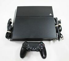 Playstation 4 PS4 500 GB System (Black)