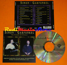 CD SIMON & GARFUNKEL The sounds of silence 1997 EURO SOUND UN 3303(Xs5) lp mc