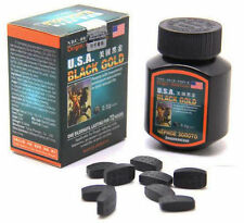 black sex pills for super erection libido Ejaculation penis enlarg 16pills/BoX
