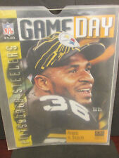 NFL- NEW ENGLAND PATRIOTS VS. PITTSBURGH STEELERS-12/13/1997 JEROME BETTISGAMEDY