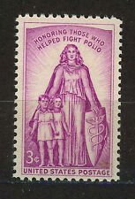 ESTADOS UNIDOS/USA 1957 MNH SC.1087 Polio issue