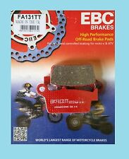 EBC FA131TT Carbon Rear Brake Pads for Gas Gas EC EC125 EC250 EC300 EC450  EC515