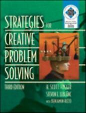 Strategies for Creative Problem Solving by Benjamin Rizzo, Steven E. LeBlanc...