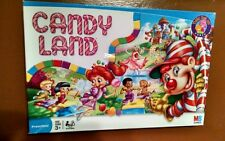 Candy Land Board Game by Milton Bradley 2005 teaches colors educational kids gif