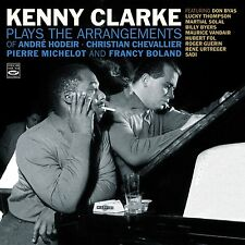 Kenny Clarke: Plays The Arrangements Of André Hodeir, Pierre Michelot, Christian