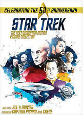 Star Trek: The Next Generation Motion Picture Collection (DVD, 2016)