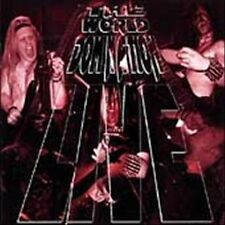 Various Artists - The World Domination Live - Enslaved Demoniac Bewitched NEW CD
