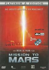 DVD - Mission to Mars / Platinum Edition / 2 DVDs / #9960