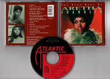 """ARETHA FRANKLIN """"The Very Best Of - Vol.1"""" (CD) 1994"""