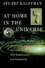 G, At Home in the Universe: The Search for the Laws of Self-Organization and Com