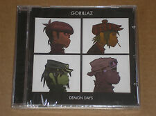 GORILLAZ - DEMON DAYS - CD SIGILLATO (SEALED)